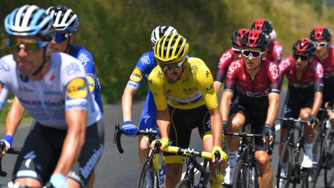 La 14ª etapa del Tour de Francia, minuto a minuto