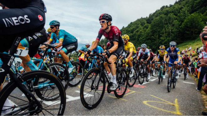 La 15ª etapa del Tour de Francia, minuto a minuto