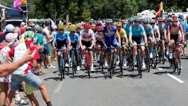 La 18ª etapa del Tour de Francia, minuto a minuto