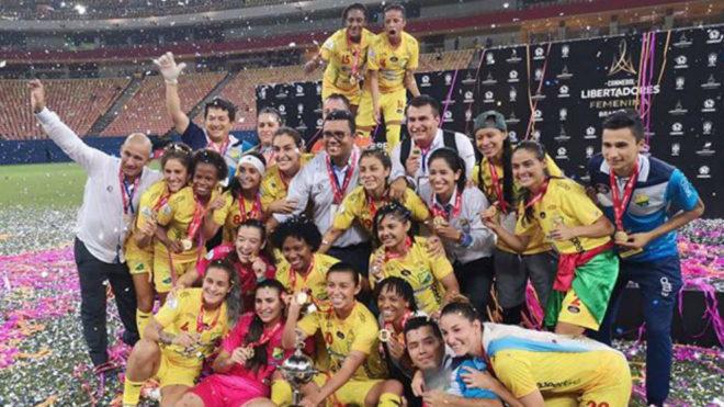 El Atlético Huila es el actual campeón del certamen