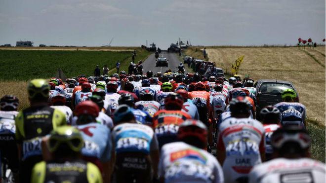 La 2ª etapa de la Vuelta a Burgos, minuto a minuto