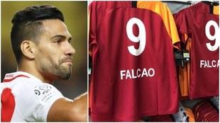 En algunas tiendas de Estambul, ya venden la camiseta del Tigre con la...
