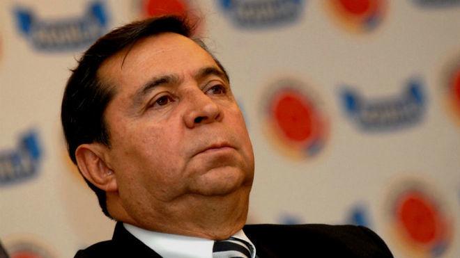 Álvaro González Álzate, presidente de la Difútbol