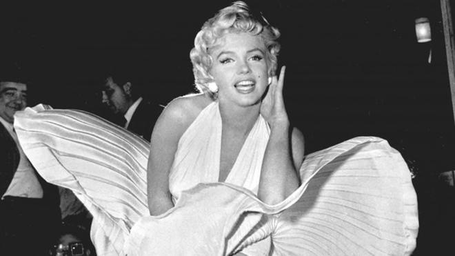 Revelaron fotos inéditas del cadáver de Marilyn Monroe