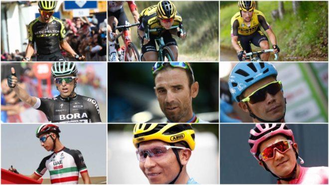 Buen cartel el de la Vuelta a España 2019