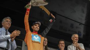 Valverde, regresó con triunfo en la Ruta de Occitania