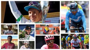 Los colombianos salen como favoritos para ganar la carrera