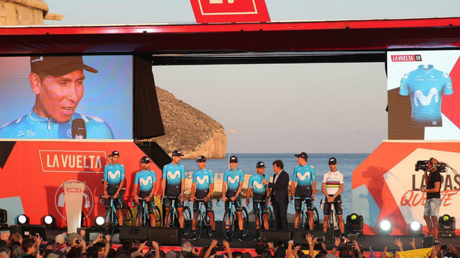 La Vuelta a España comienza este sábado.