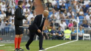 Zinedine ?Zidane.