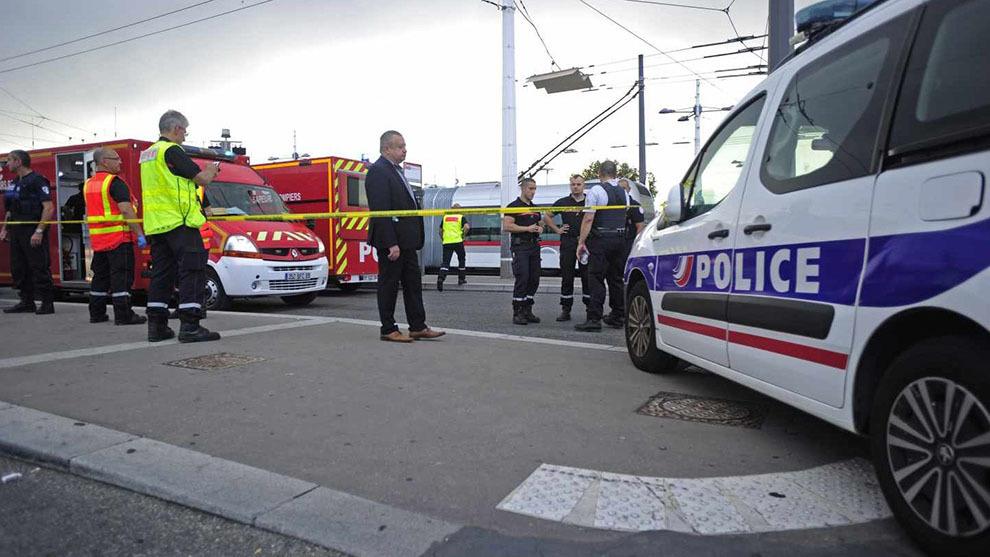 Un muerto y seis heridos en un ataque con cuchillo en Francia