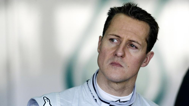 Michael Schumacher / AFP