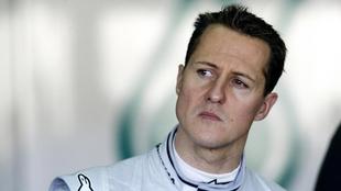 Michael Schumacher / AFP