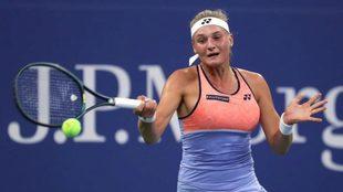 La ucraniana Dayana Yastremska no podrá defender el título...