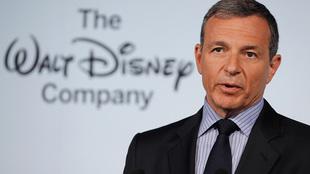 Bob Iger es el consejero delegado de Disney