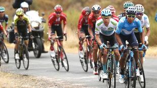 La 21ª etapa de la Vuelta a España, minuto a minuto