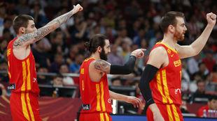 España ya celebra su título orbital