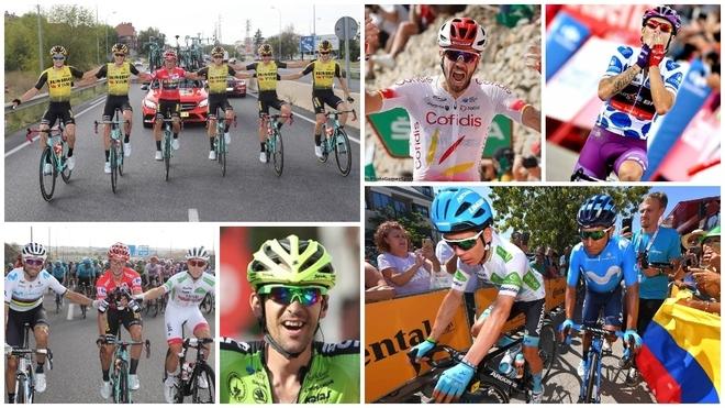 La Vuelta a España 2019 en imágenes