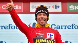 Roglic, gran campeón de La Vuelta