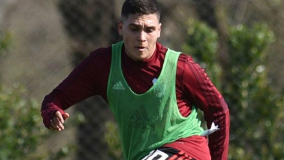 Juan Fernando Quintero ya tiene fecha de regreso a las canchas