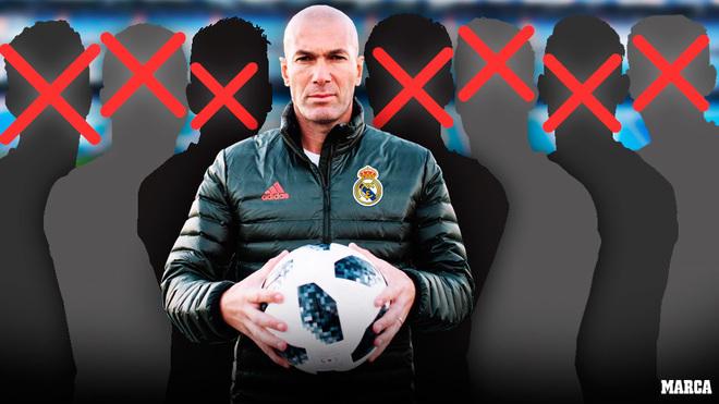 El Zinedine Zidane no la tendrá fácil