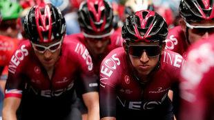 El colombiano en el pasado Tour de Francia