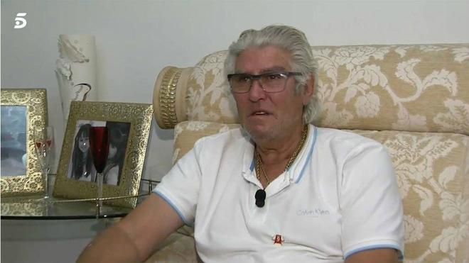 El padre de José Antonio Reyes rompe su silencio
