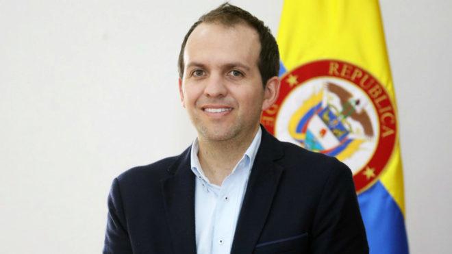Ernesto Lucena, recién nombrado nuevo ministro del deporte.