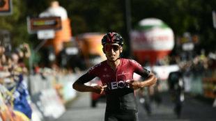 Espectacular victoria de Egan en territorio italiano / Giro del...