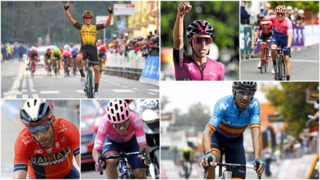Favoritos para ganar en Il Lombardia