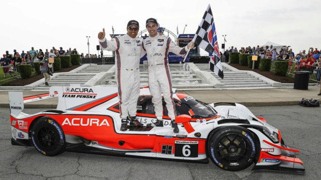Juan Pablo Montoya, campeón de IMSA 2019 con el Team Penske / Mike...