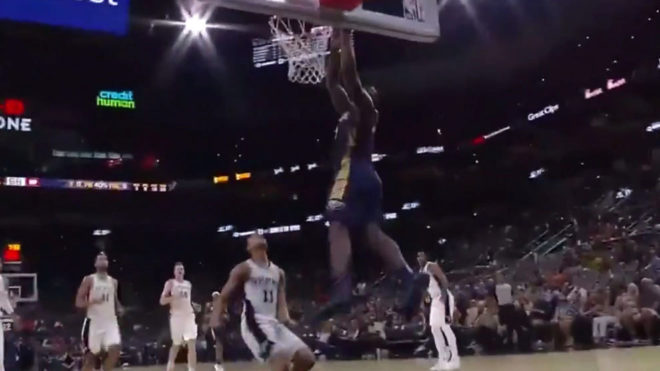 Zion Williamson es una verdadera estrella de la NBA
