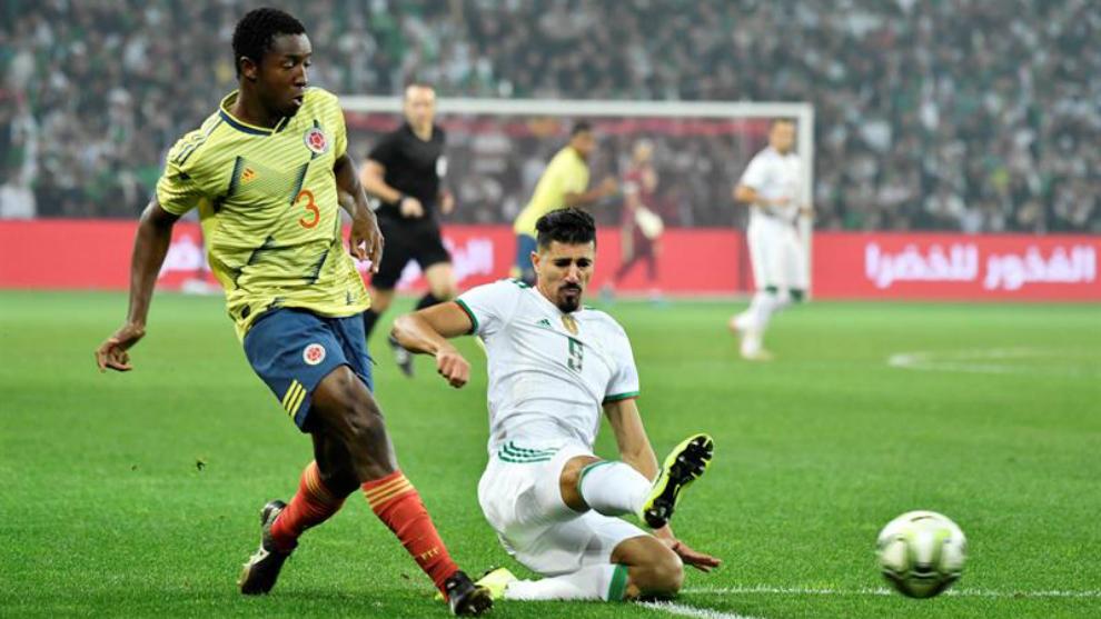 Selección Colombia: Los señalados de la derrota de Colombia ante Argelia 1