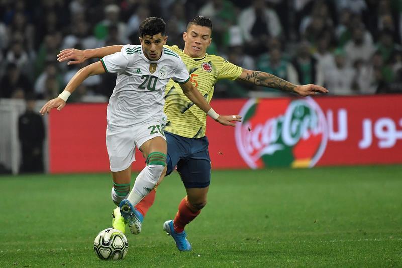 Selección Colombia: Los señalados de la derrota de Colombia ante Argelia 3