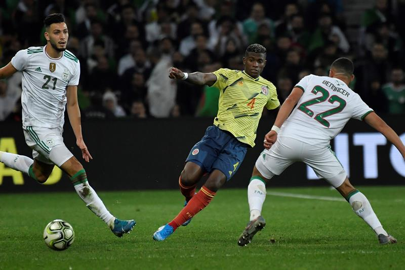 Selección Colombia: Los señalados de la derrota de Colombia ante Argelia 2