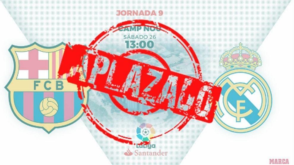Barcelona y Real Madrid han iniciado conversaciones para la fecha del...