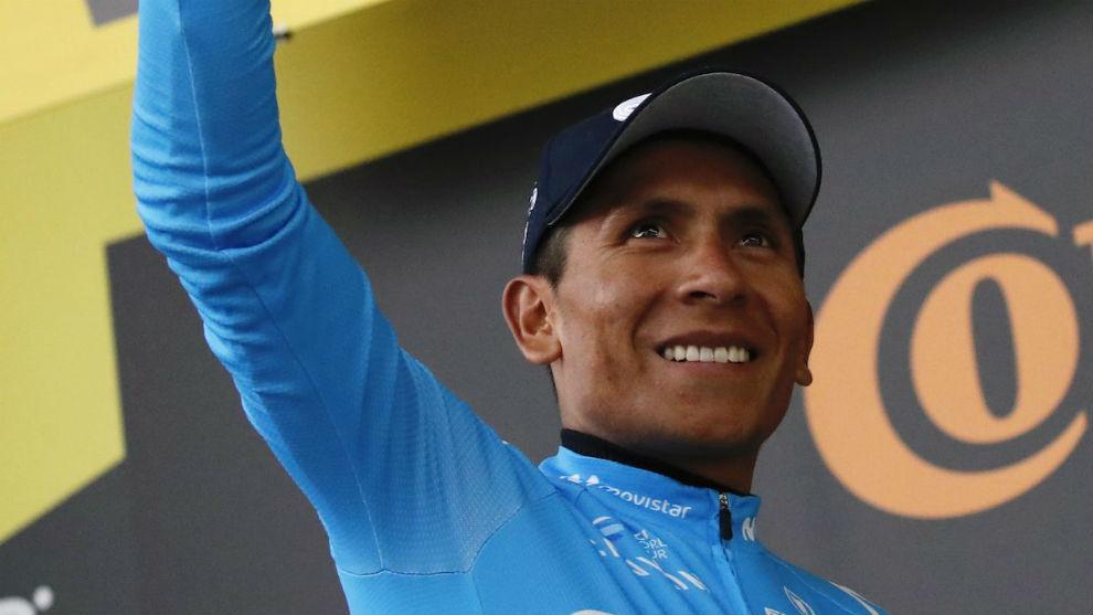 El Arkéa - Samsic de Nairo Quintana correría el Tour 2020
