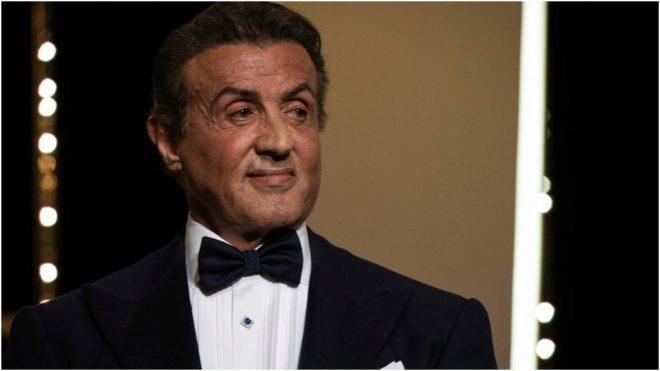 Sylvester Stallone, reconocido actor estadounidense.