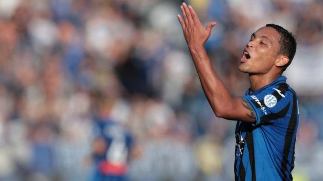 Muriel sigue en romance con el gol en Atalanta