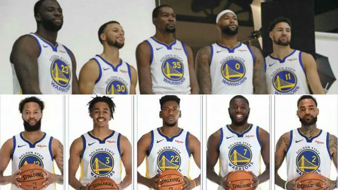 Los Warriors no la pasan bien en la NBA