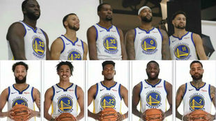 Los Warriors no la pasan bien en la NBA