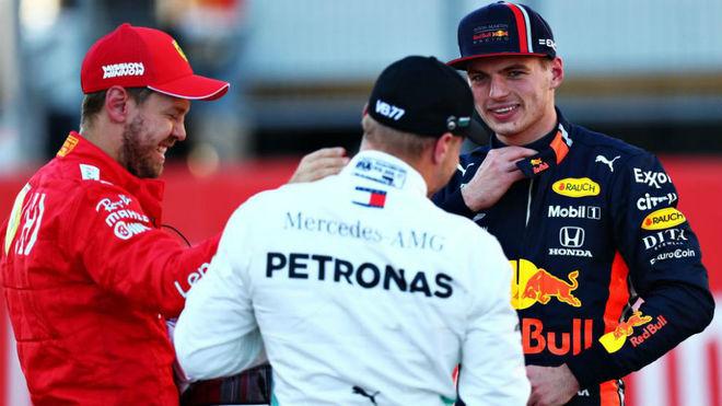 Verstappen sigue dando duras declaraciones sobre Ferrari