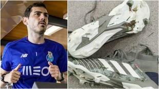 Iker Casillas espera volver cuanto antes