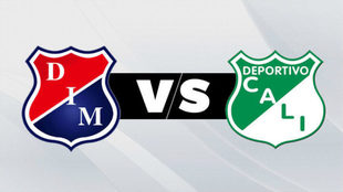 Medellín y Cali salen por el título de la Copa Águila