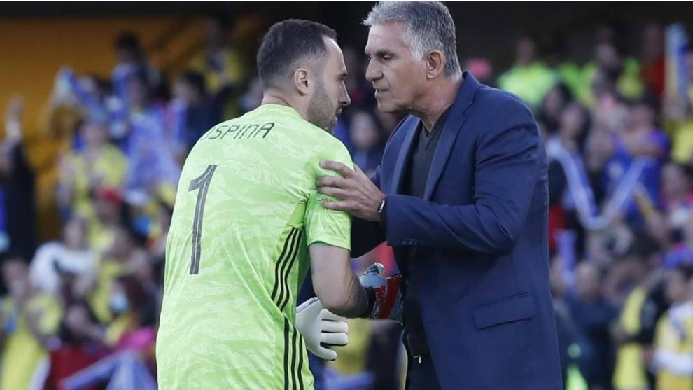 Queiroz allana el recambio para Ospina - Marca Claro Colombia