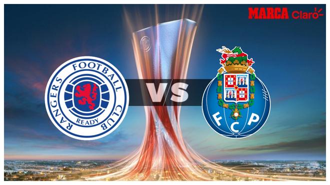 Rangers vs Oporto, partido válido por la cuarta fecha de la Europa...