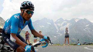 Nairo Quintana fue protagonista en La Vuelta 2019.