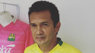 Carlos Gregorio Pimiento, exfutbolista.