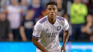 El volante ha marcado en seis oportunidades en la MLS