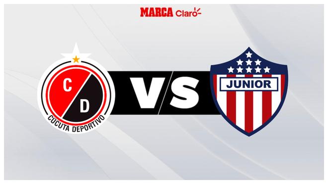Cúcuta vs Junior: horario y dónde ver el partido de hoy