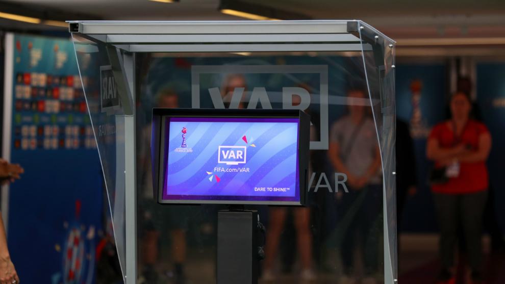 El VAR 'debutará' en la Liga Águila con el partido Santa Fe vs Cali